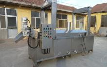 Continuous Automatic Peanut/Chicken/Chips  Frying   Machine