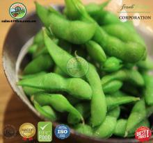 IQF, Frozen Edamame Grade A From Fresh Fruits Coporation Vietnam 2016