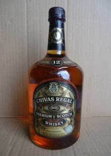 Chivas Regal 12 Year Old Premium Scotch Whisky