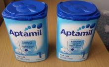 GERMAN ORIGIN APTAMIL MILUPA INFANT BABY POWDER