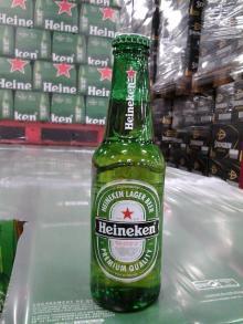 Dutch Heinekens Lager Beer - 250ml