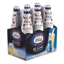 Heineken Beer, Kronenbourg 1664 Blanc Bottled Beer