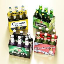 Heineken Beer Cans 25cl & 33cl/Beck