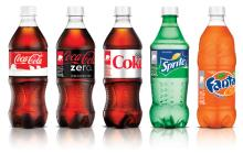 Soft Drinks - Soft Drink Coca Cola - Fanta- Sprite Can 330ml