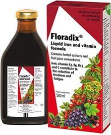 Floradix Herbs Liquid Extract Formula sup