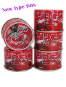 Chinese tomato paste manufacturer and exporter for Mali