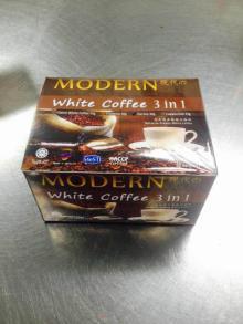 Malaysia Instant white coffee