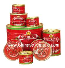 Good taste sweet tomatoes with tins