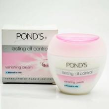 PONDS OIL CONTROL VANISHING CREAM 50ML,100ML