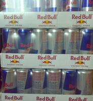Bull Energy Drink 250ml Reds / Blue / Silver