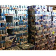 Bulled energy drinks 250ml Red/Blue/Silver for sale