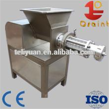 Frozen chicken mdm duck cutting machine