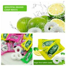 loop mints hard candy pressed candy tablet candy fruity candy tutti frutti candy