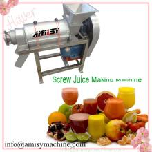 Screw Juice Making Machine