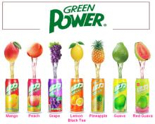 Green Power Juice Drinks