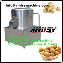 Potato es Washing  Peeling   Machine
