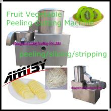Fruit Vegetable Peeler  Cutter   Machine