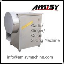 Electric Garlic Ginger Onion Slicing Machine