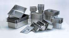 stainless steel big szie GN container with all the size including 2/1,1/1,1/2,1/3,1/4,1/6,1/9