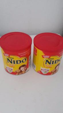 Red Cap Nestle Nido Milk 400g from Holland