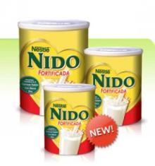 Мгновенный Полный Крем Красный Колпачок Нидо Сухое Молоко