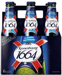 Kronenbourg 1664 Blanc Bottled Beer 330ml