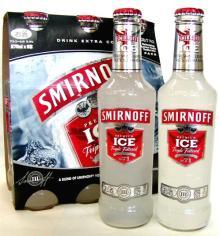 SMIRNOFF RED/ICE/BLACK