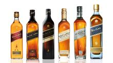 JOHNNIE WALKER DOUBLE BLACK/ GOLD/PLATINUM