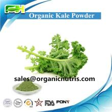 New Certified Organic Kale Powder
