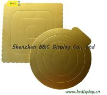 Copy of Corrugated Cake Board, Embossed Cake Boards,  Die  Cut Cake Board with SGS (B&C-KA001)