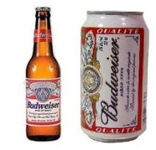Budweiser beer other premium beers