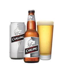 Карлинг пиво и другие элитные сорта пива
