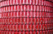 Coca Cola Classic 330ml products/drinks in cans on sale