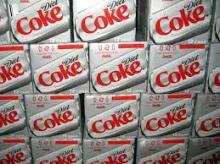 Diet Coke Bottles (Irish) 500ml