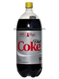 Diet Coke Bottles (TURKEY) 1.25ltr