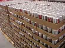 Diet Coke Cans (TURKEY) 330ml Pm