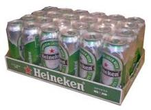Heineken Beer in Bottles and Cans (Lager and..