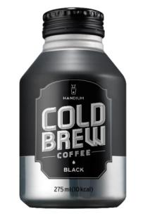 Cold Brew Coffee RTD (Black) 275ml