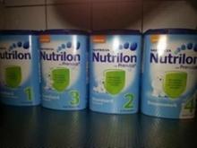 Nutrilon baby milk