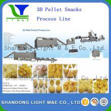3D  Pellet   Snack s Process Line