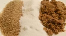 Рафинированный белый тростниковый сахар ( icumsa  45), сырой Коричневый тростниковый сахар и свекольный сахар