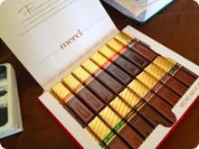 Merci Nut-Almond Chocolate 100g