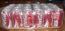 COCA-COLA can 330ml