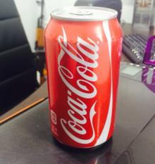 Coca Cola Regular / Classic, Light, Zero, Life (the new green can)