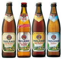 Paulaner Hefe Weiss Beer 500ml
