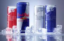 Bull Energy Drink From Austria 250ml Red_Blue_Cans