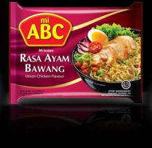 ABC instant noodle soup