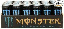 Monster Energy Drink Original, 16 Fl Oz Cans