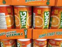Tang Orange Drink Mix, 72 oz