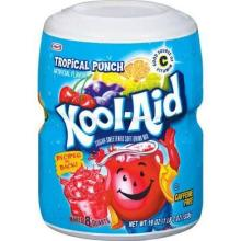 Kool-Aid Tropical Punch Drink Flavored Drink Mix, 19 Oz